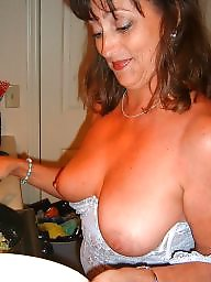 Housewife, Sexy mature