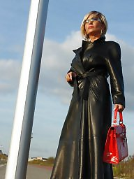 Mature leather, Lady b, Leather, Lady