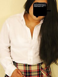 Asian wife, My wife, School girl, School girls