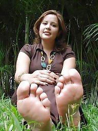 Latina milf, Latina feet, Amateur latina, Feet, Latina amateur