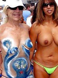 Public tits, Mature public, Public nudity, Public mature, Fantasy, Public