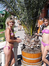 Mom daughter, Mom and daughter, Mom, Milf bikini, Mom bikini, Bikini milf