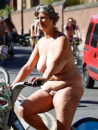 Bike, Pantie, Panties, Naked