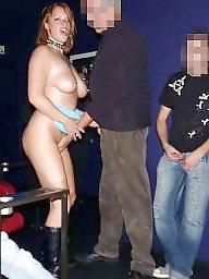 Public slut, Theater, Group sex
