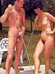 Vintage nudist, Nudists, Public nudity, Public, Vintage, Amateur vintage