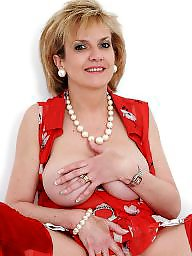 Sonia, Amateur mature, Mature amateur, Mature boobs
