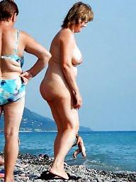 Granny beach, Beach granny, Mature beach, Granny, Public mature, Mature public
