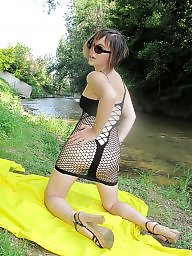 French, Amateur teen