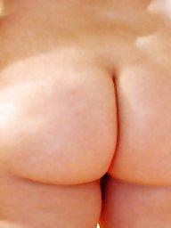 Amateur ass, Wife, Friend, Ass