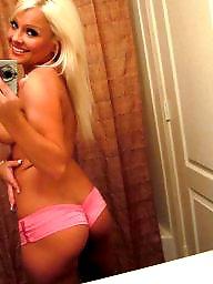 Pink, Upskirt panty, Panties