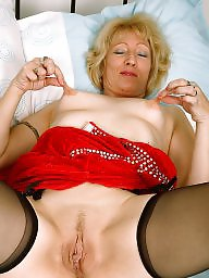 Mature nipples, Mature stockings, Mature cum, Mature stocking