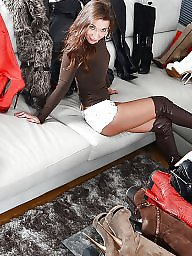 Boots, Leather