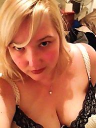 Cleavage, Blonde bbw, Chubby blonde, Bbw cleavage, Blond bbw, Bbw blond