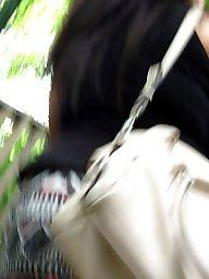 Edinburgh, Teen dress, Hidden cam