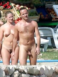 Nude beach, Nude couples, Beach nude