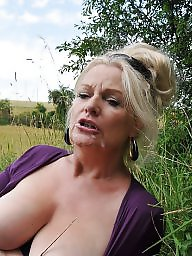 Amateur mature, Blond mature, Laura, Sexy mature