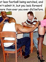 Cuckold, Interracial captions, Cheating, Cuckold captions, Cheating captions, Cuckolds