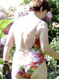 Mature swimsuit, Ass mature, Swimsuits, Swimsuit, Garden, Mature ass