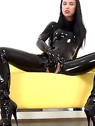 Mom, Mature pvc, Pvc, Mature leather, Boots, Milf boots