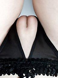 Camel toe, Pussy