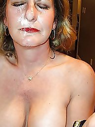 Mature facials, Facials, Mature facial, Amateur facial, Slut wife, Amateur mature