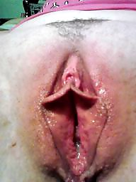 Milf pussy, Stretched