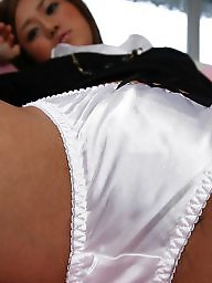 Satin panties, Panties, Pantie, Satin, Teen panties, Teen amateur