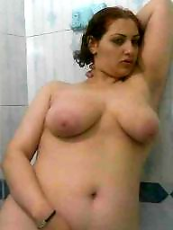 Bathroom, Bbw shower, Shower, Bbw, Body, Hot milf