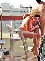 Public slut, Milf beach, Beach mature, Milf slut, Mature public, Exhib