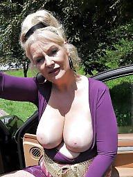 Mature big tits, Grandma, Fat mature, Big mature, Fat tits, Fat boobs