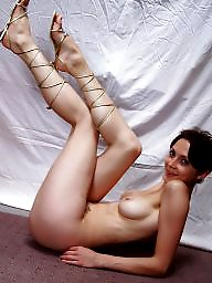 French, Teen public, Public nudity, Francaise