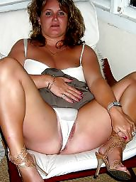 Amateur mature, Mature blonde
