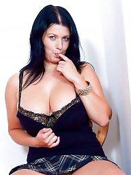 Big black tits, Jane