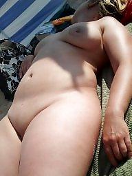 Beach boobs, Bbw beach, Beach bbw