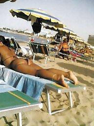 Bikini ass, Italian, Bikini, Big ass