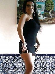 Latin mature, Mature latina, Mature latin, Mature legs, Leggings, Latina mature