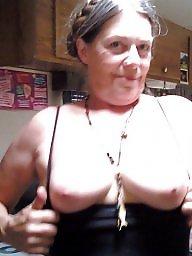 Milf ass, Mature tits
