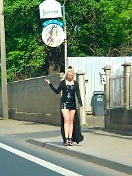 Проститутка, Публичные