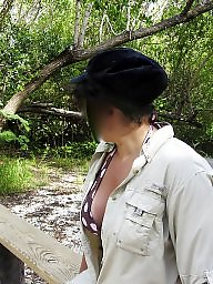 Camping, Amateur mature, My wife, Camp