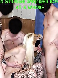 Mature anal, Anal, Swinger, Swingers, Little, Young anal