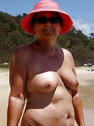 Mature beach, Beach mature, Amateur mature