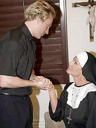 Nuns, Vintage milf