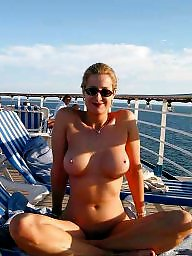 Beach boobs, Vacation, Milf beach, Beach milf