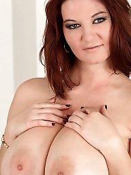 Vanessa, Big black tits, Fishnet, Fishnets, Black tits