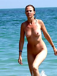 Beach, Nude beach, Nude, Public, Wife beach