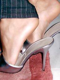 Feet, Foot, Amateur feet, Amateur, Brunette, Blond