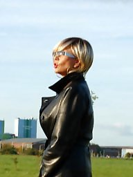 Lady b, Mature leather, Leather, Lady