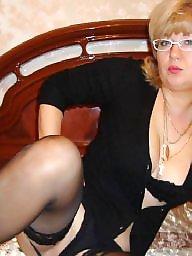 Amateur mature, Amateur pussy, Blond mature