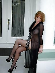 Mature stocking, Amateur mature, Mature stockings