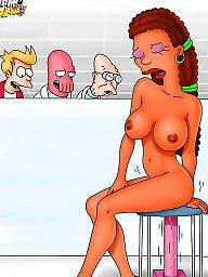 Wife cartoon, Futurama, Wife cartoons, Cartoon wife, Cartoon